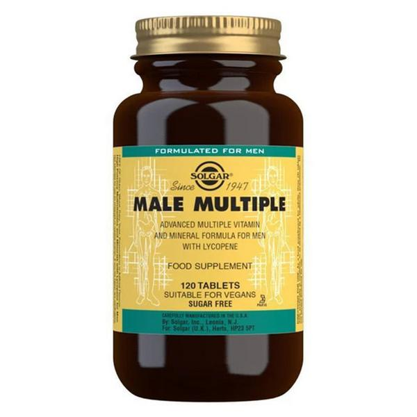 Male Multiple Multi Vitamins Vegan