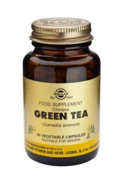 Chinese Green Tea Supplement dairy free, salt free, yeast free