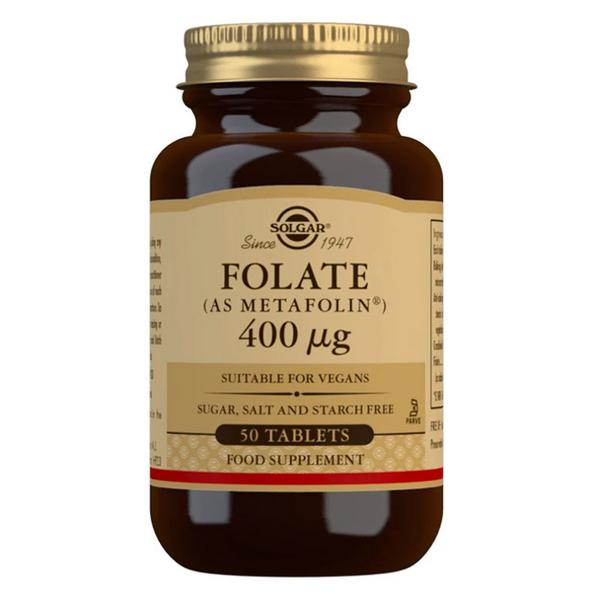 Folate 400ug Vitamin B Vegan