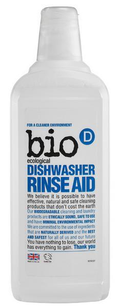 Dishwasher Rinse Aid dairy free, Vegan