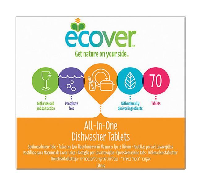 All In One Dishwasher Tablets