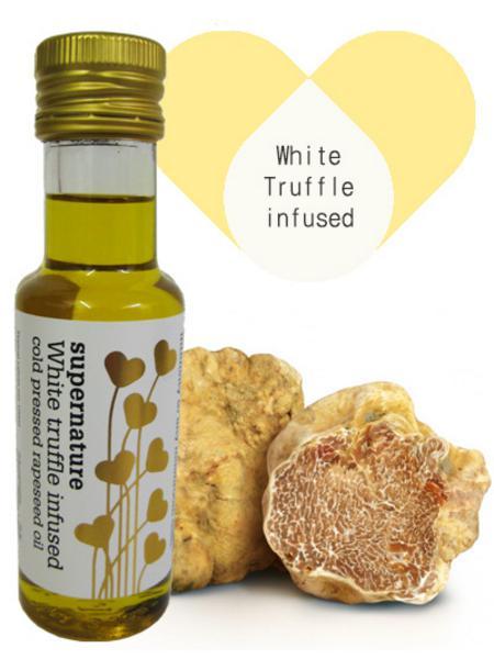 White Truffle Rapeseed Oil dairy free, Vegan
