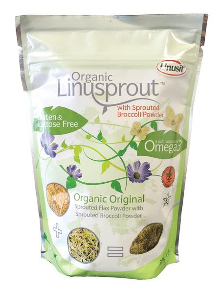 Linusprout Flaxseed With Broccoli Powder