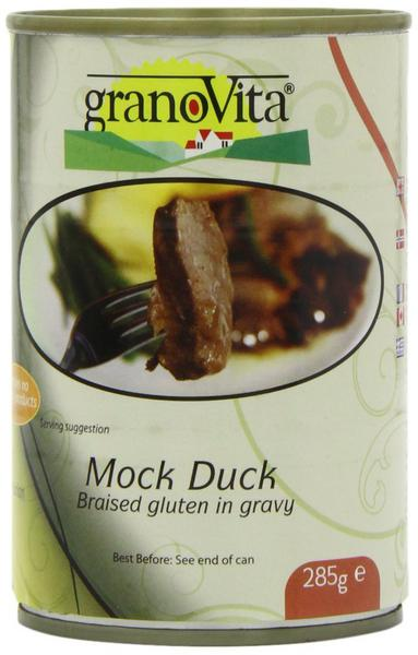Mock Duck Ready Meal Vegan