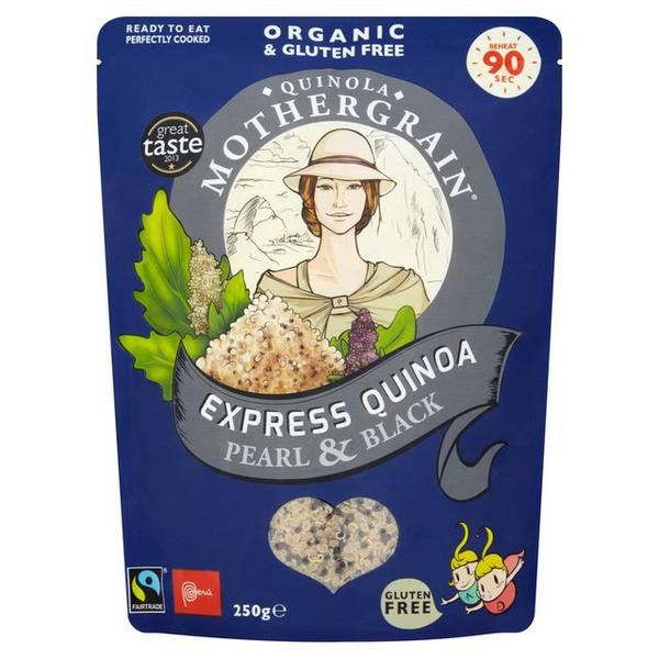 Pearl & Black Quinoa Express FairTrade, ORGANIC