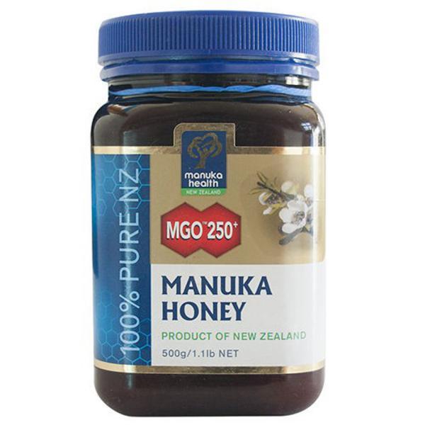 Manuka Honey Mgo 250 In 500g From Manuka Health