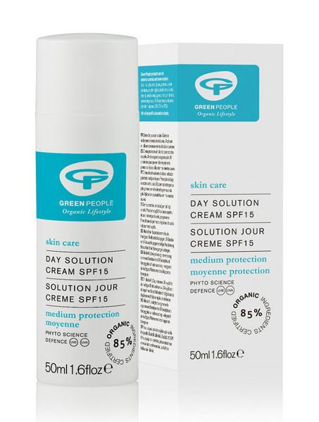 Day Solution Lotion SPF 15 ORGANIC