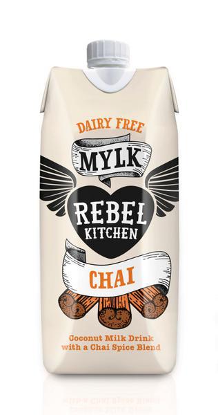 Chai Coconut Milk dairy free, Vegan