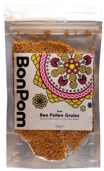 Bee Pollen Grains Spain