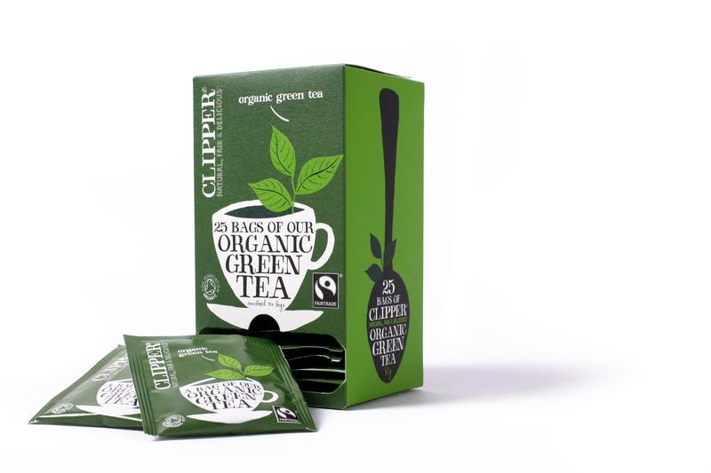 Green Tea FairTrade, ORGANIC