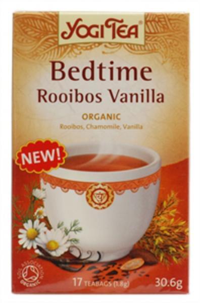 Bedtime Vanilla Rooibos Tea ORGANIC
