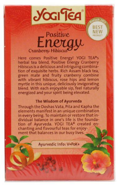 Positive Energy T-Bags ORGANIC image 2
