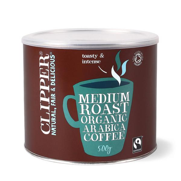 Roast Arabica Medium Instant Coffee FairTrade, ORGANIC