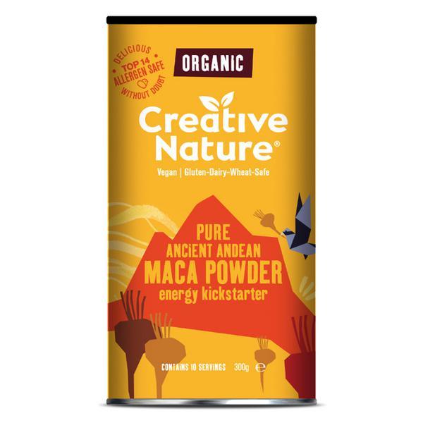 Maca Root Powder Peru FairTrade, ORGANIC