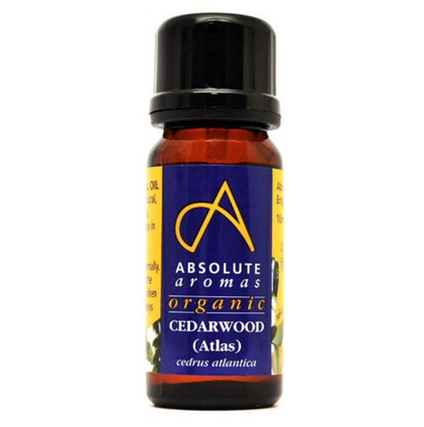 Cedarwood Atlas Essential Oil ORGANIC
