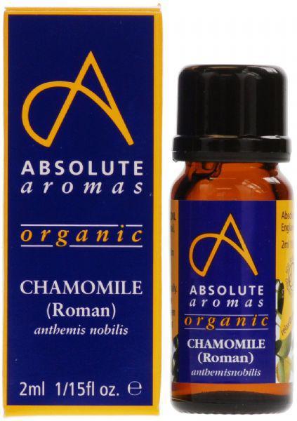 Chamomile Roman Essential Oil ORGANIC