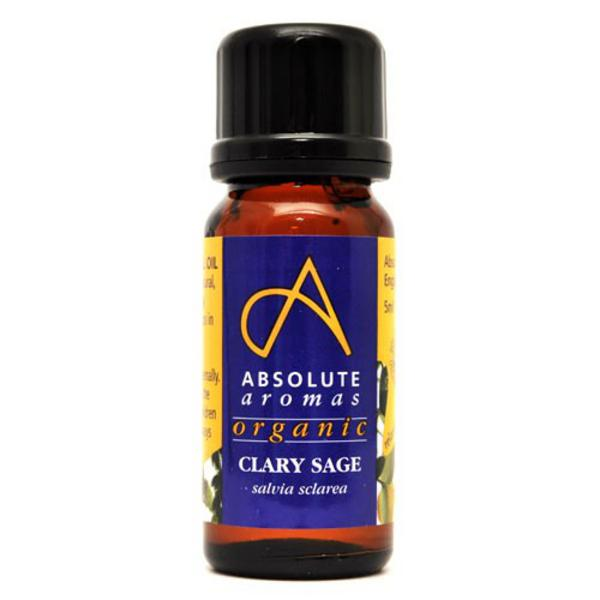 Clary Sage Essential Oil ORGANIC