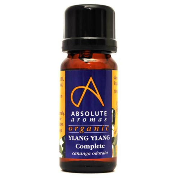 Ylang Ylang Complete Essential Oil ORGANIC