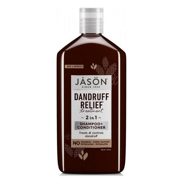 Dandruff Relief Shampoo & Conditioner Vegan