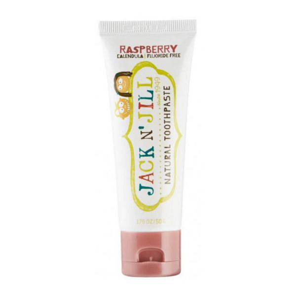 Raspberry Toothpaste