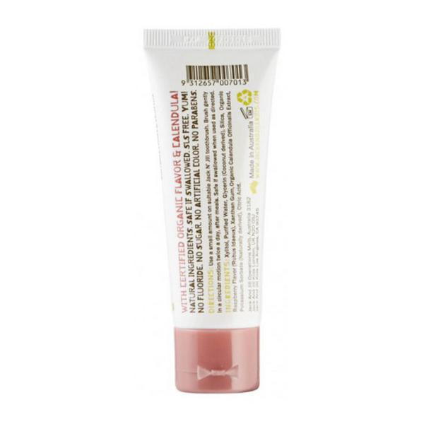 Raspberry Toothpaste  image 2