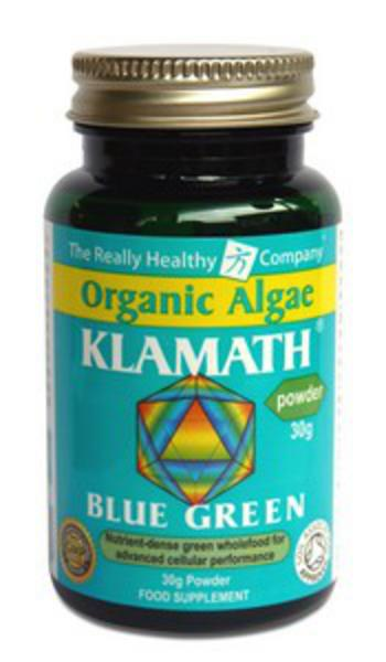 High Potency Blue/Green Klamath Algae