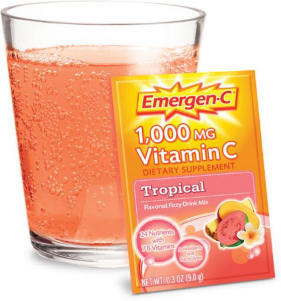 Tropical Vitamin C Drink Mix