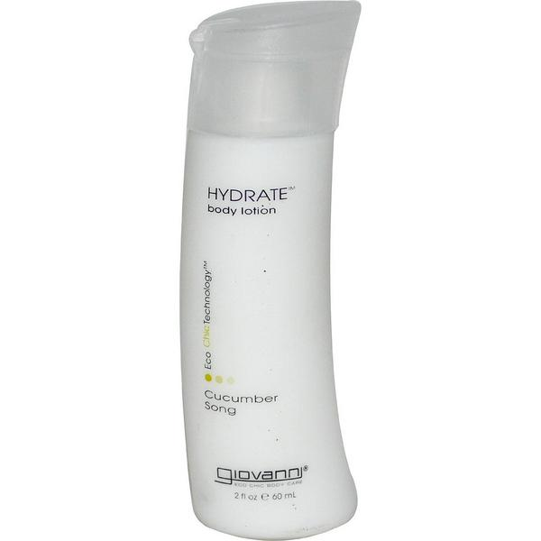 Hydrate Cucumber Song Body Lotion Vegan