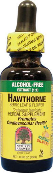 Hawthorn Berry Leaf & Flower Extract