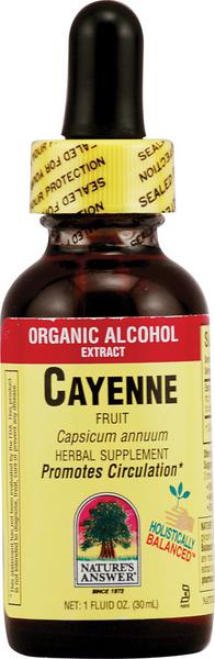 Cayenne Fruit Extract