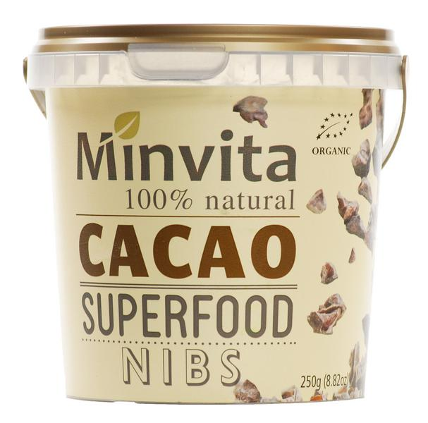 Cacao Superfood Nibs Vegan