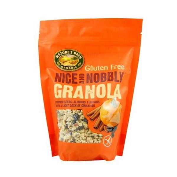 Pumpkin Seed,Raisin & Almond Granola Gluten Free, wheat free, ORGANIC