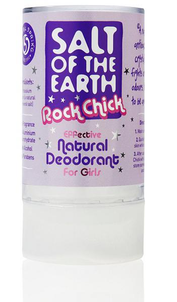 Rock Chick Deodorant Stick Salt of the Earth Vegan