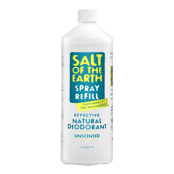 Salt of the Earth Deodorant Spray Refill Vegan
