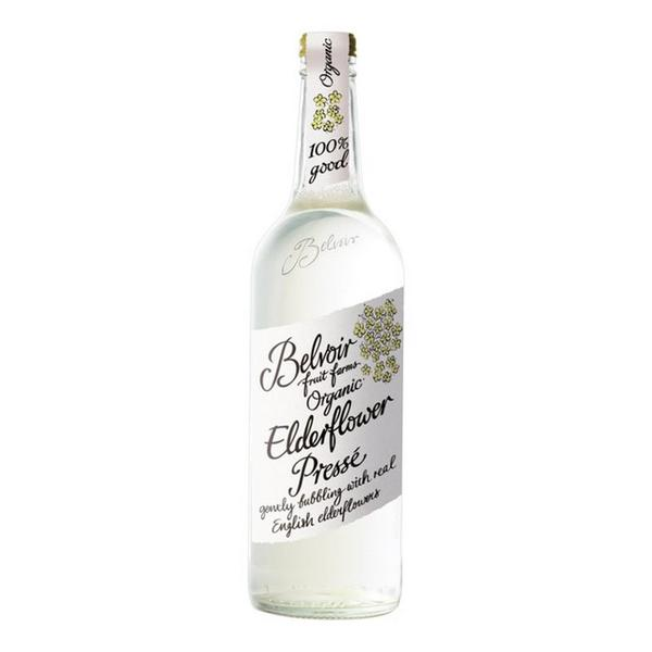 Elderflower Presse ORGANIC
