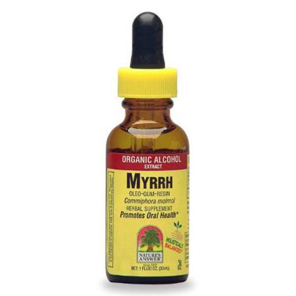 Myrrh Oleo-Gum Resin Extract