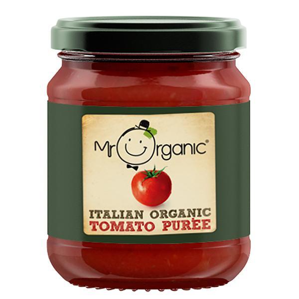 Tomato Puree Concentrate ORGANIC