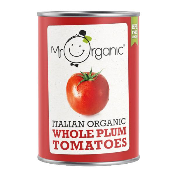 Whole Peeled Tomatoes ORGANIC