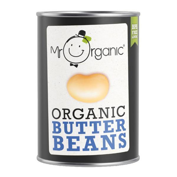 Butter Beans ORGANIC