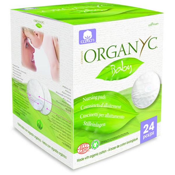 Cotton Breast Pads ORGANIC