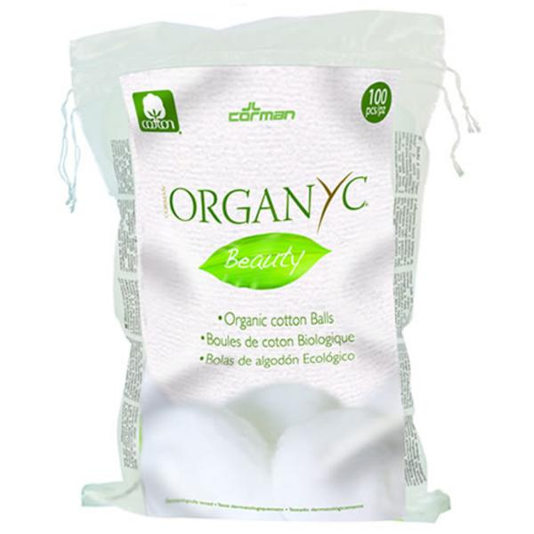 Biodegradable Cotton Balls ORGANIC