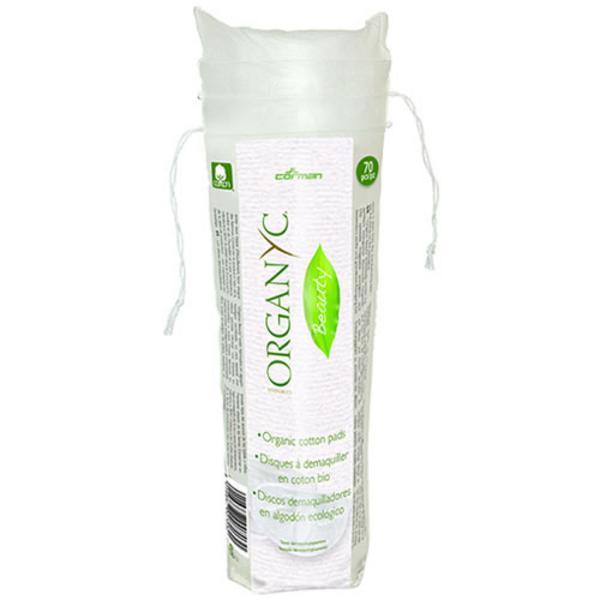 Biodegradable Cotton Pads Vegan, ORGANIC