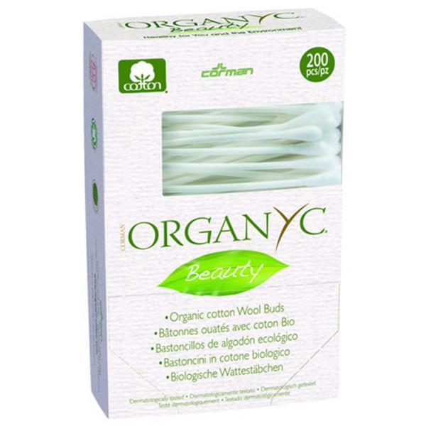 Biodegradable Cotton Buds Vegan, ORGANIC