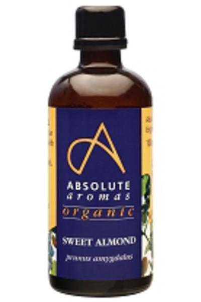 Sweet Almond Oil ORGANIC