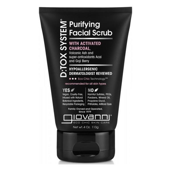 D:tox System Purifying Facial Scrub Vegan