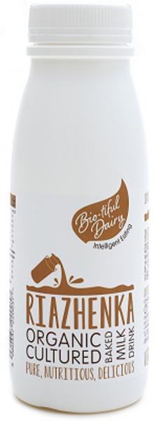 Riazhenka Fermented Milk ORGANIC