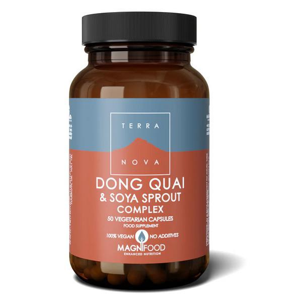 Dong Quai & Soya Sprout Magnifood Complex sugar free, Vegan
