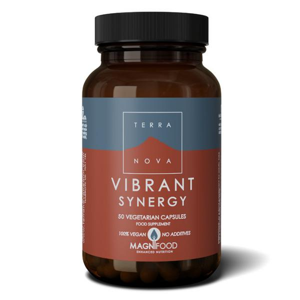 Vibrant Synergy Supplement sugar free, Vegan