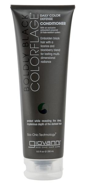 Colorflage Boldly Black Conditioner Vegan