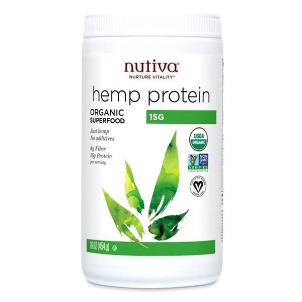 Hemp Protein 15G ORGANIC